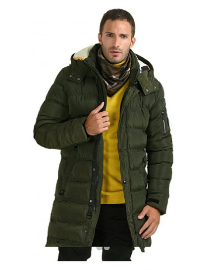 Mens Jacket Biston μακρύ